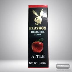 Playboy Lubricant Water Based Gel - Apple Flavoured CGS-032